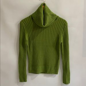 Made in Italy of Benetton turtleneck sweater